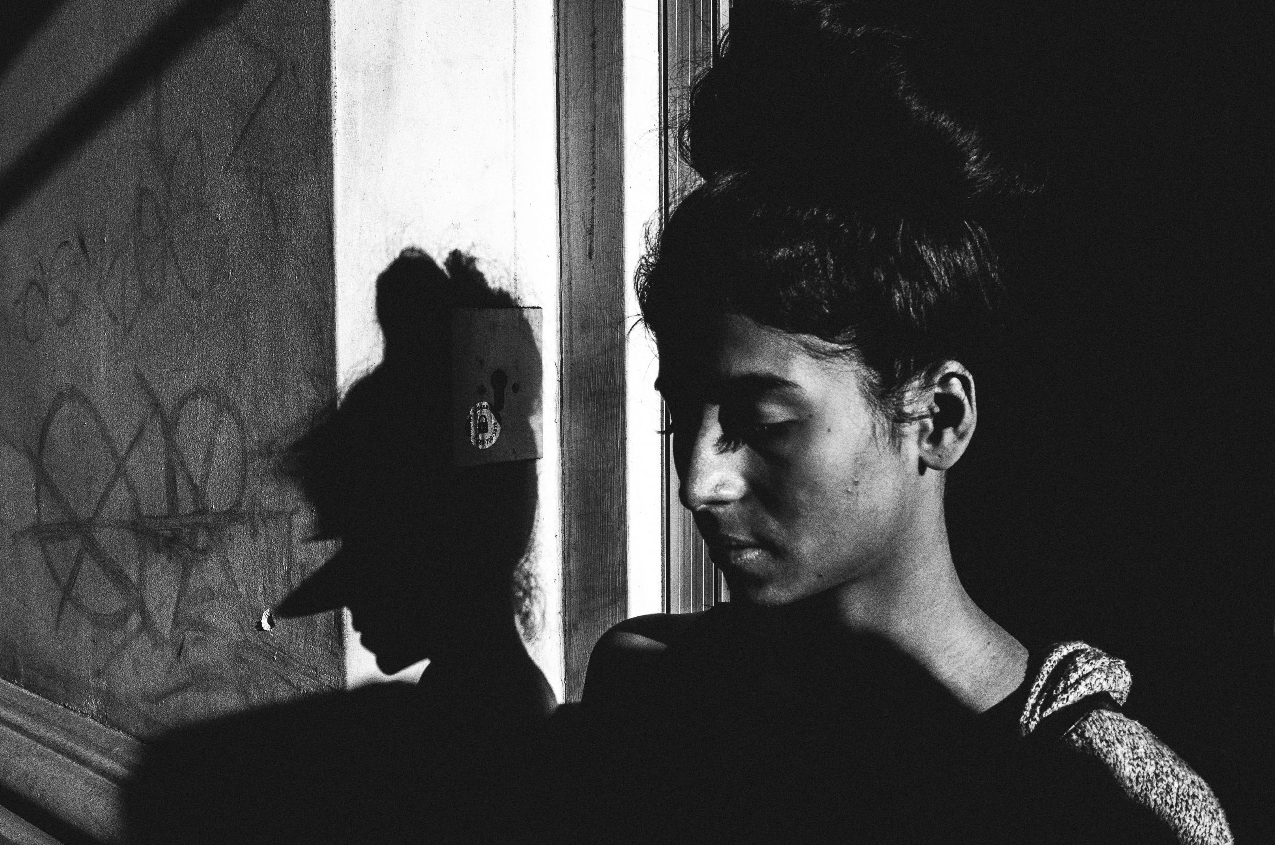 Pinnochio nose surreal eric kim Street photography black and white