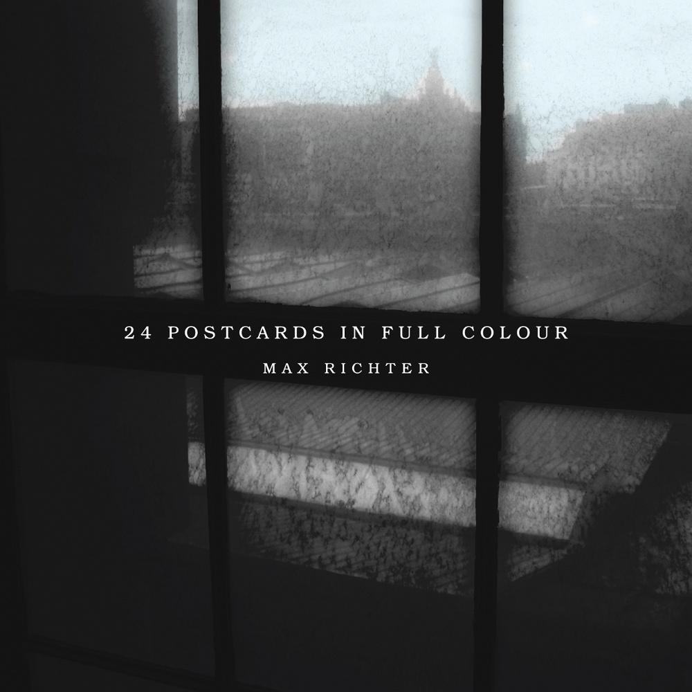 "Erick Mertz Author – Max Richter's ""24 Postcards In Full Color"""
