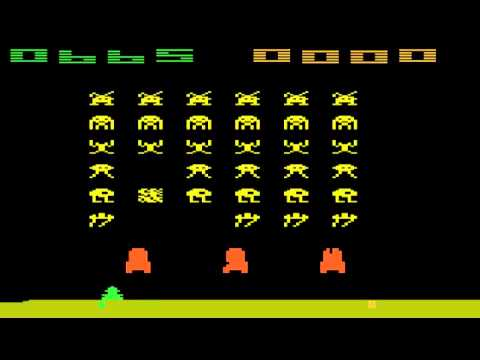 Mindfulness & Space Invaders