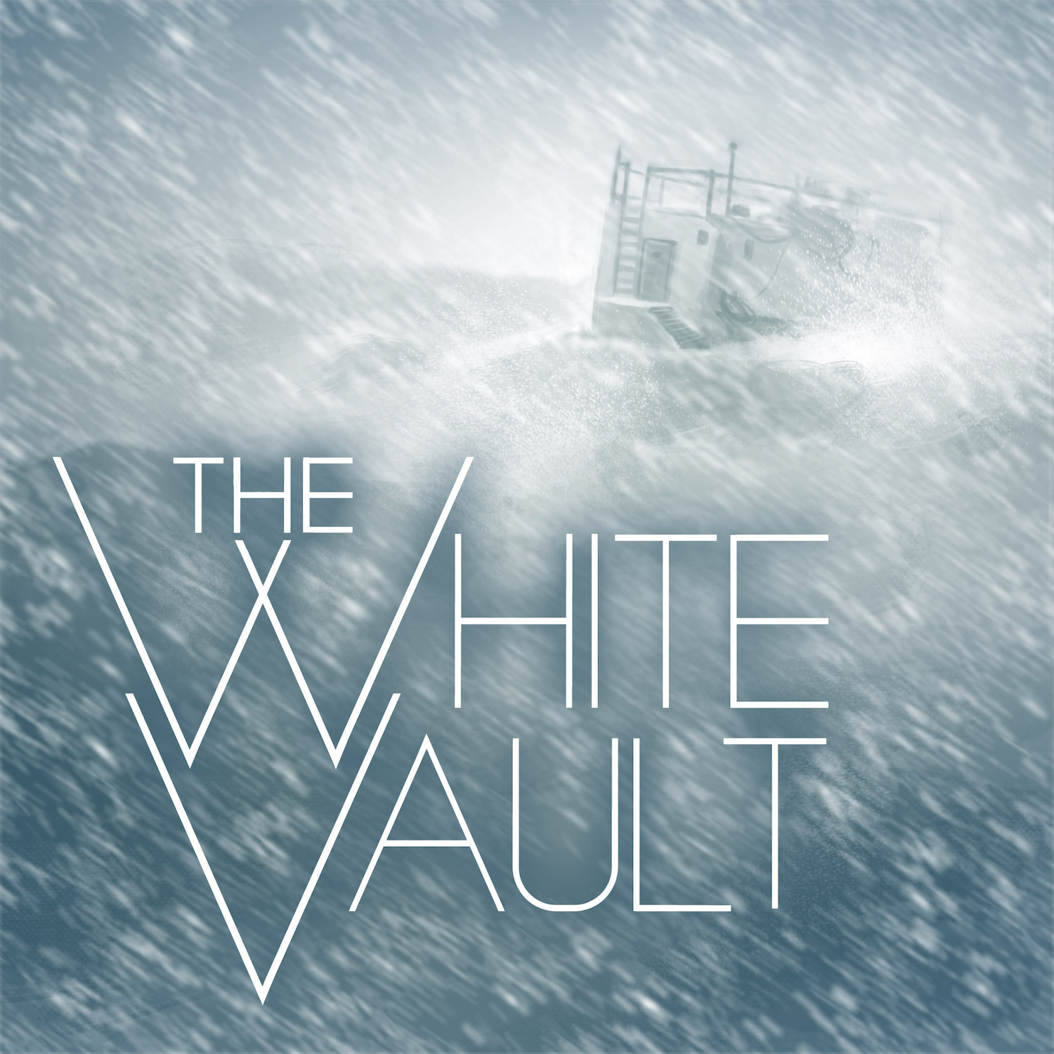 "Podcast Review – ""The White Vault"""