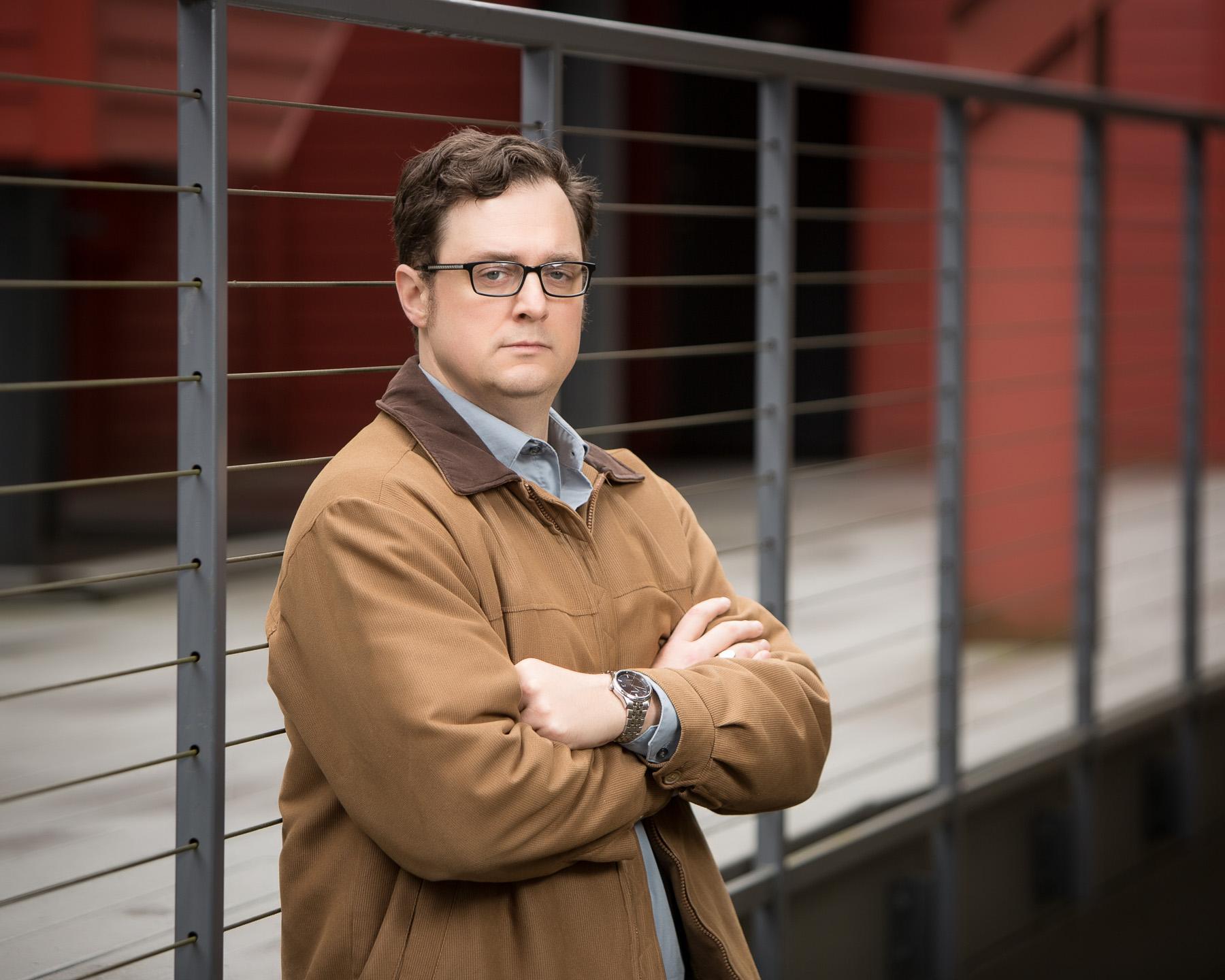 Erick Mertz Author