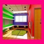 Daycare Art Room