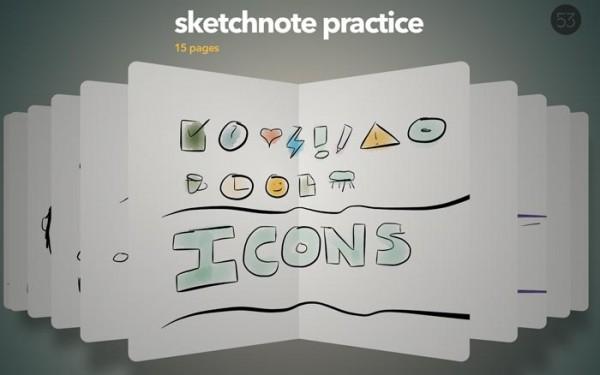 sketchnote-practice