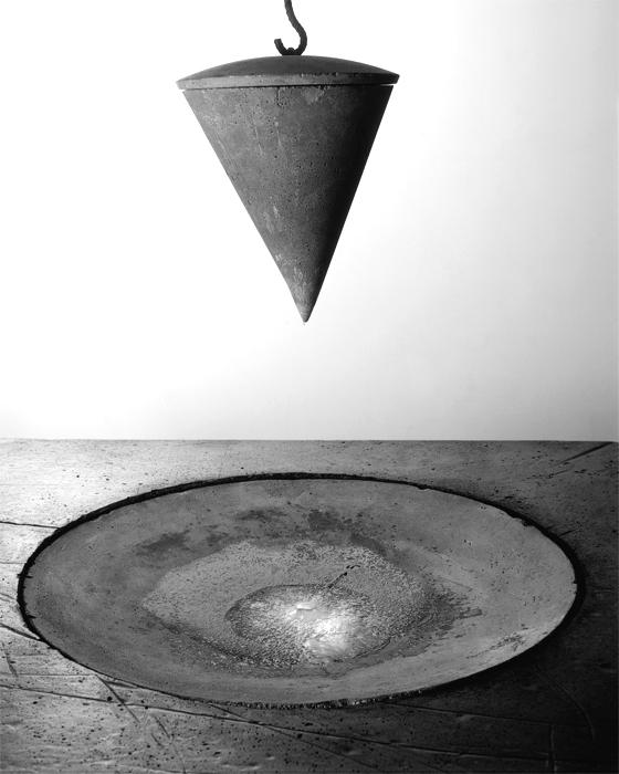 © Eric Le Maire, Tables d'observation, glace, gaz, vapeur