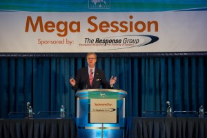 Eric keynotes at Clean Gulf 2013