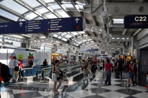 Conference Travel - Chicago O'Hare Airport