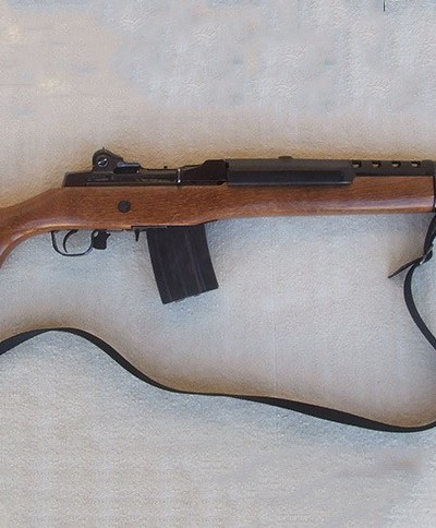 THE RUGER MINI-14: UTILITARIANISM IN A RIFLE