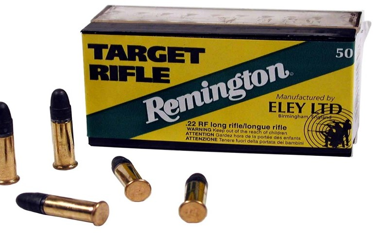 LONG LIVE THE .22 LONG RIFLE CARTRIDGE AND HERE'S WHY