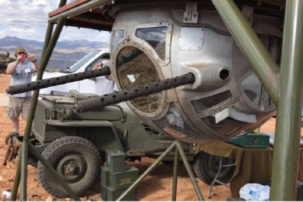 ball turret