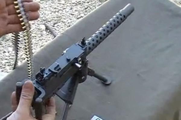 .22 machine gun