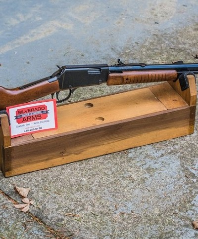 HENRY'S PUMP ACTION OCTAGON .22 PUT TO THE TEST