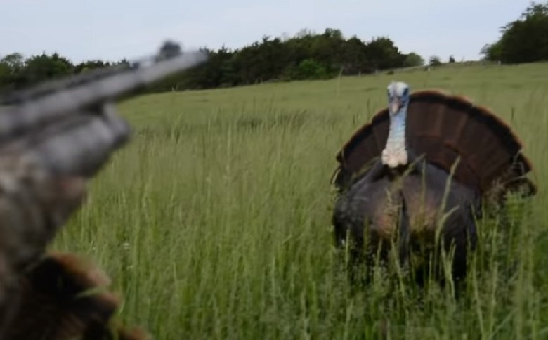 VIDEO PROOF TURKEY HUNTING IS GREAT EXERCISE