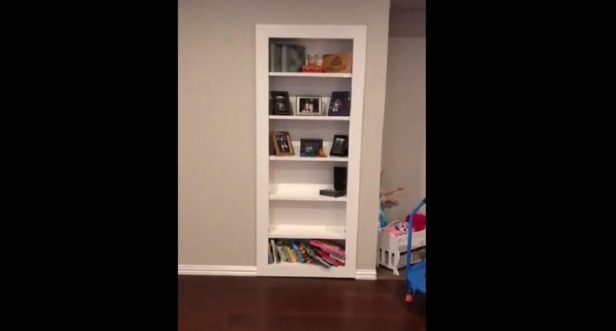 hidden gun room
