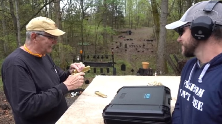 hickok45 and demolition ranch