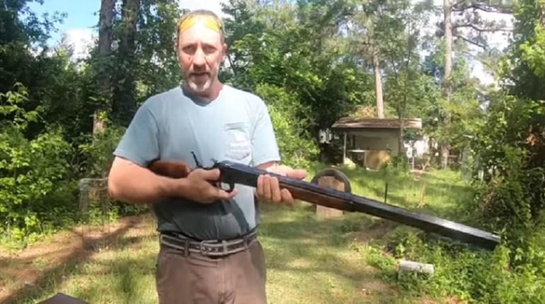 .50-110 rifle