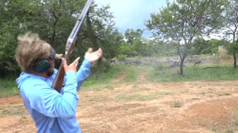 elephant gun fail