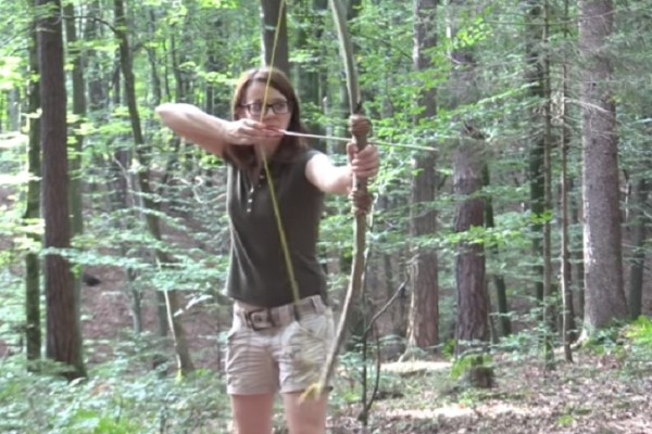 survival bow