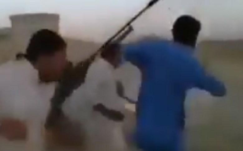 HEAVY MACHINE GUN FAIL WILL LEAVE YOU IN DISBELIEF (VIDEO)