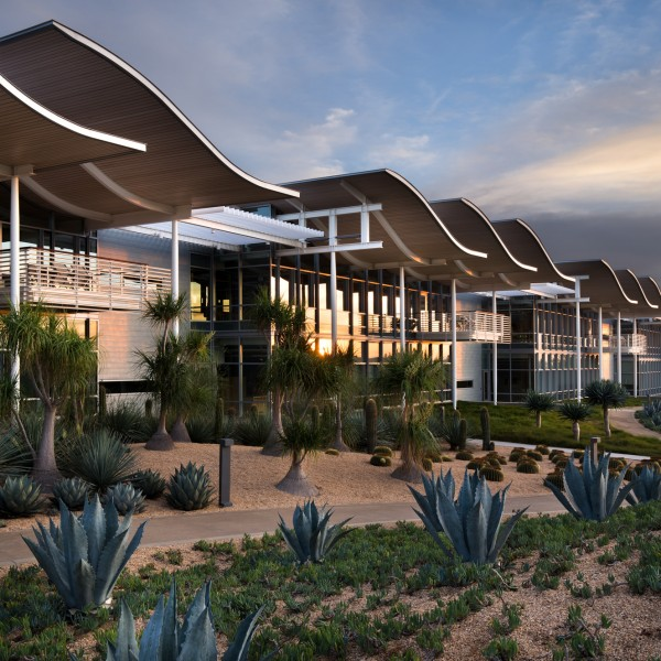 Orange County Architecture Photography Newport Beach City Hall