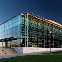 Orange County Architecture Photography Soka University Performing Arts