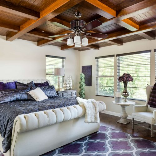 Ladera Ranch Real Estate Photographer Master Bedroom