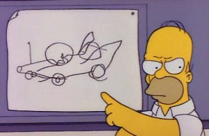 Homer car picture 2
