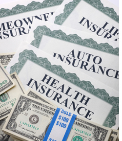 insurance racket picture
