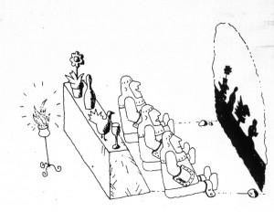 plato's cave