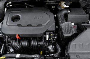 '17 Sportage base engine