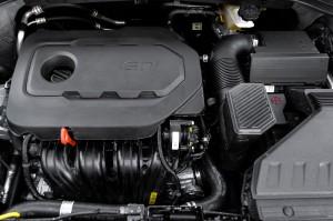 '17 Sportage base engine