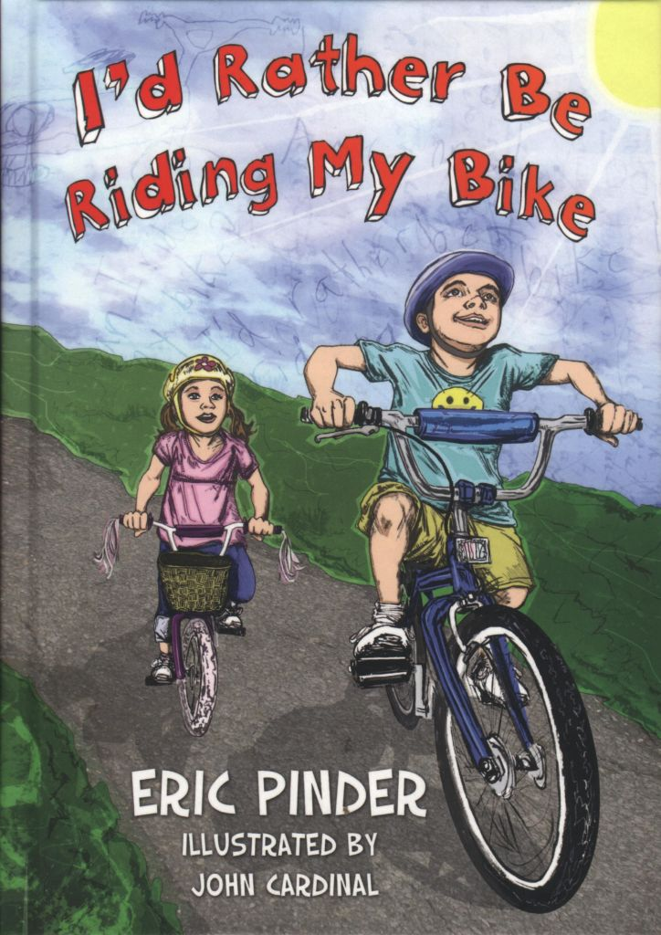 Story by Eric Pinder, Illustrations by John Cardinal