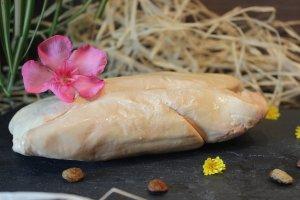 foie gras cru déveiné