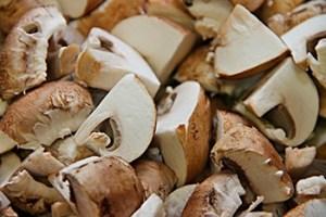 Découvrez la recette du rôti de veau en cocotte aux champignons