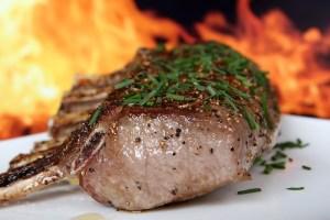 Si vous voulez une viande rouge grillée, optez pour l'agneau