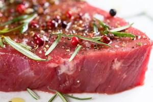 Cuisinez de la viande rouge pour un repas classique mais bon !