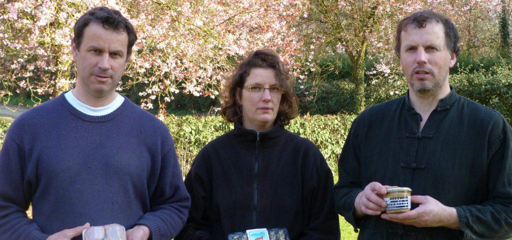 Découvrez l'histoire des Cailles de Chanteloup, une ferme familiale