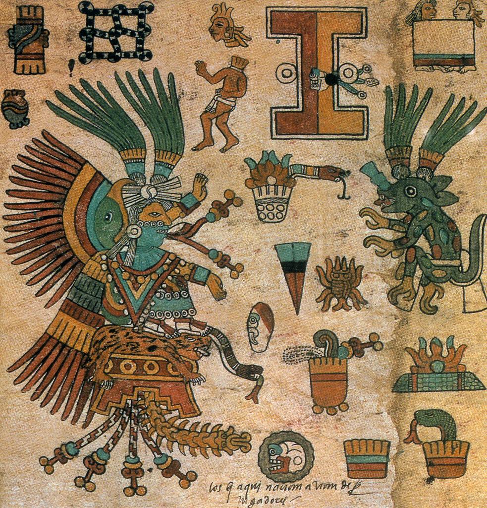 aztec art the portfolio of eric reber