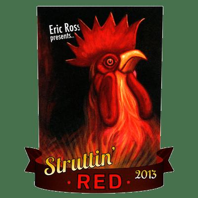 ERW - 2015 Struttin Red - 400x400