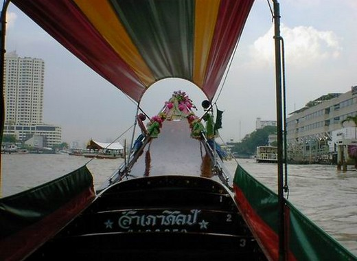 Chao Praya River (A Ride On Water), TH