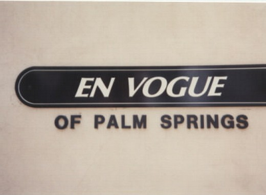 Palm Springs, USA (1990)