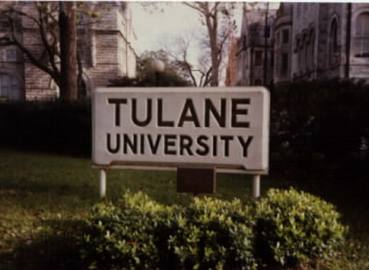 New Orleans (Tulane University), USA (1990)