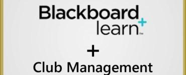 Blackboard Learn + Cub Management