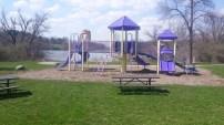 Park playground Rice Lake Whitewater Wisconsin
