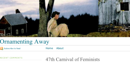 47th Carnival of Feminists