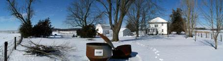 Columbus Junction Iowa Eric Stoller home