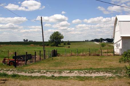 Iowa in the summer eric stoller