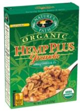 Nature's Path Hemp Plus Organic Granola Cereal
