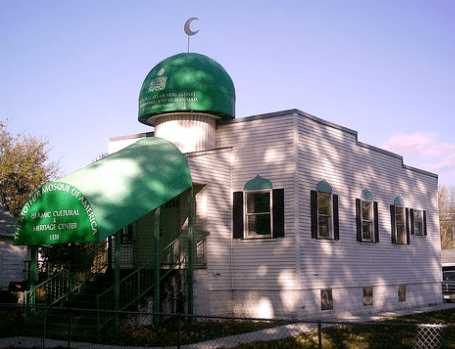mother mosque of america cedar rapids iowa