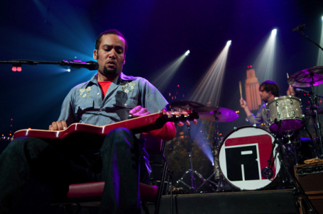 Ben Harper and Relentless7 on Austin City Limits