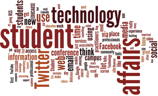 Student Affairs and Technology at Inside Higher Ed